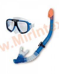 INTEX Набор Reef Rider (маска с трубкой) от 8 лет