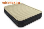 Надувные кровати INTEX Premium Comfort 152х203х33 см (с встроенным насосом 220В)