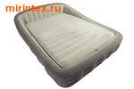 Надувные кровати INTEX Comfort Frame 193х241х76 см (с насосом 220В)
