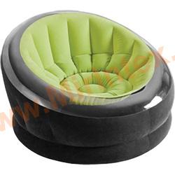 """INTEX Кресло надувное """"Empire Chair"""" 112х109х69 см (зелёный)"""