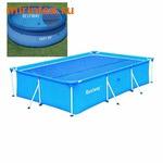 Bestway Тент солнечный для прямоугольного бассейна 400х211 см