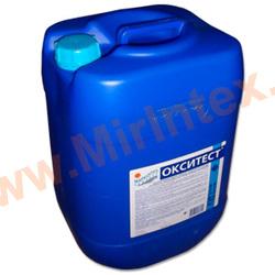 Маркопул Кемиклс Окситест активный кислород жидкий (канистра 32 кг)