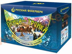 """Русский фейерверк """"Птица-Тройка"""" (1.2"""";2""""х78)"""