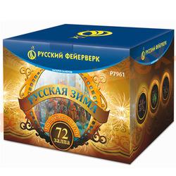 "Русский фейерверк ""Русская зима"" (1,2"" х 72)"