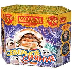 """Русская пиротехника """"Северное сияние"""" (1""""х13)"""