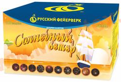 """Русский фейерверк """"Солнечный ветер"""" (1.2""""х100)"""