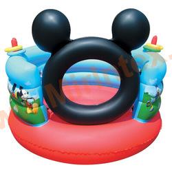 Bestway Игровой центр-батут Disney Микки-Маус 152х130