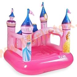 Bestway Игровой центр- батут Disney Замок Princess 157х147х163 см