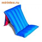 Надувной тканевый матрас кресло Bestway Camping Chair
