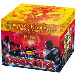 "Русская пиротехника ""Галактика"" (1,2"" х 64)"