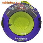 Санки-ватрушка Angry Birds 92см