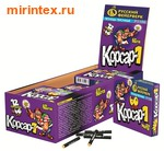 Русский фейерверк Петарды Корсар-1