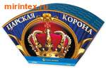 Русский фейерверк Салют-фонтан ЦАРСКАЯ КОРОНА