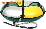Санки-ватрушка Кураж-Е 83см с автокамерой