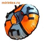 Санки-ватрушка Мини 70см с автокамерой