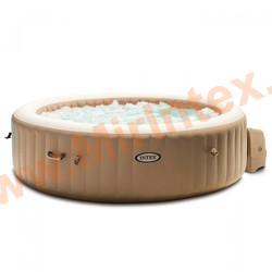 "INTEX Надувной бассейн джакузи ""Intex PureSpa Bubble Therapy"" 191х71 см"
