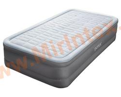 Надувные кровати INTEX PremAire 99х191х46 см (с встроенным насосом 220В)