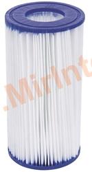 Bestway 58012 Картридж для фильтра «III», 10,6 х 20,3 см