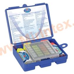 Bestway Комплекс для тестирования воды Pool and Spa Test Kit (pH, свободный хлор, бром)
