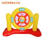 """INTEX Игровой центр """"Дартс"""" с мячами 140х58х99 см"""