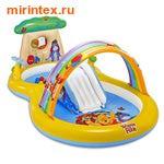 """INTEX Игровой центр """"Винни-Пух"""" 282x173x107 см"""