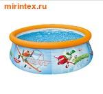 INTEX Бассейн Easy Set pool 183х51 см цена