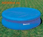 Bestway Тент для круглого бассейна с надувным кольцом 366 см
