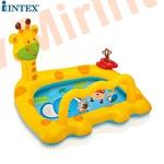 """INTEX Бассейн детский """"Жираф"""" 112х91х72 см (от 1 года)"""