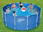 Summer Escapes Бассейн каркасный круглый 366х122 см