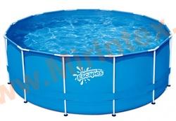 Summer Escapes Бассейн каркасный круглый 366х132 см
