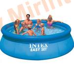 INTEX Бассейн надувной 457х84см