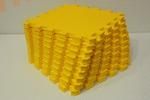 Мягкий детский конструктор (Жёлтый) 33х33х1,8см