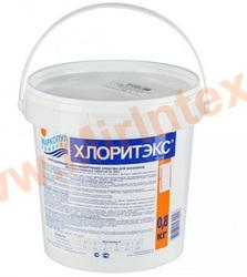 Маркопул-Кемиклс Хлоритэкс 0,8 кг (таблетки по 20г)