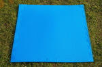 """Будо-мат с креплением ласточкин хвост 100х100х1см """"Синий"""""""