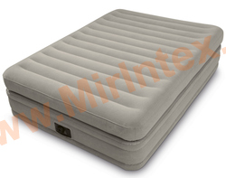 Надувные кровати INTEX Prime comfort elevated airbed 99х191х51 см (с встроенным насосом 220В)