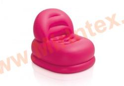 "INTEX Надувное кресло Mode Chair 84х99х76 см, ""розовое"""