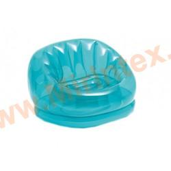 "INTEX Кресло надувное ""Cosmo Chair""104х117х69 см (голубое)"