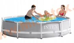 INTEX Бассейн каркасный круглый 305х76 см