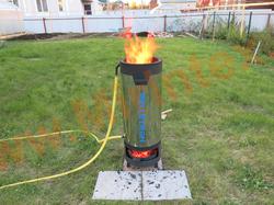 Автономный нагреватель для бассейна ПЕЛЛЕТРОН-D20