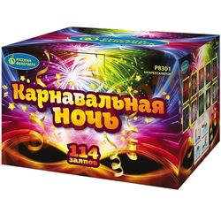 """Русский фейерверк """"Карнавальная ночь"""" (1.2"""";1.8""""х114)"""