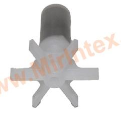 INTEX 10074/10833 Магнитный ротор с крыльчаткой + керамический стержень, для картриджного фильтрующего насоса #638