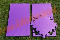 """Будо-мат """"С креплением ласточкин хвост"""" 50х50х2,0см (Фиолетовый)"""