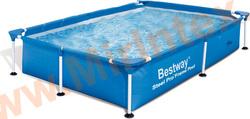 Bestway Бассейн каркасный прямоугольный 221х150х43 см