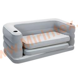 Bestway Диван-кровать трансформер 200х160х64 см + 2 подушки