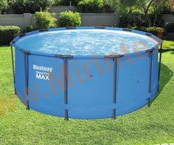 Bestway Бассейн каркасный круглый Steel Pro Мах 366х122 см