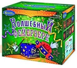 """Русский фейерверк """"Волшебный фейерверк"""" (1.25""""х48)"""