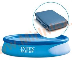 INTEX Чаша для круглых надувных бассейнов Easy Set 457х122см