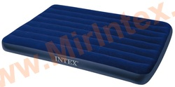 Надувные матрасы INTEX Classic Downy Airbed 137х191х25 см