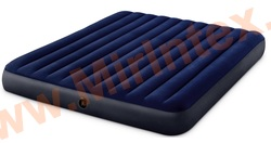 Надувные матрасы INTEX Classic Downy Airbed 183х203х25 см