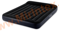 Надувные матрасы INTEX Pillow Rest Classic Airbed 152х203х25 см